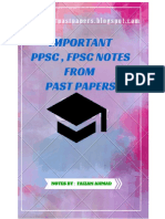 Complete General Knowledge Note