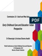 India Childhood and Care