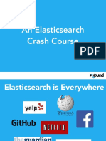 An Elasticsearch Crash Course Presentation pdf | Search