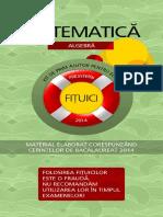 Presstern Fituica Matematica 2 Algebra