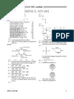 ibps  Clk model q paper