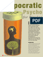 Hippocratic Psychopharmacology for Bipolar Disorder