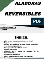 DESALADORAS Reversibles