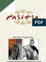 Pashma Brand Presentation