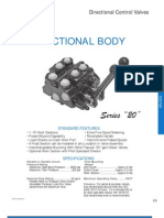 Prince Hydraulics - Sectional Body Series 20 Offered by PRC Industrial Supply