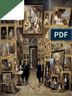El Archiduque Leopoldo Guillermo en Su Galería de Pinturas en Bruselas (David Teniers II)