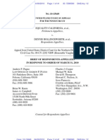 Perry v. Schwarzenneger Opening Brief by Appellees Prop. 8 Proponents, No. 10-15649 (9th Cir. Apr. 9, 2010)