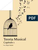 Teoria Musical - Protótipo