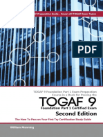 Togaf 9 Foundation Part 1 Exam Preparation