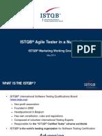 ISTQB Agile Tester