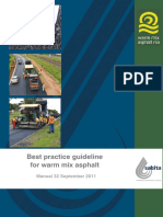 Best Practice Guideline for WMA