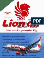 Lion Air SPM