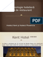 Tehnologie hoteliera comparatie
