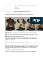 Painting guide Warhammer