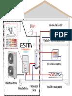 Sistem integrat de eficentizare energetica