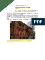 Museos en Brasil Para CoMuseos en Brasil para colaboracion internacionallaboracion Internacional