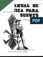 Manual de Tecnicas Scout