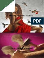 Manual Para Escribir ; Sin Musa .