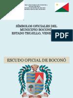 Símbolos Del Municipio Boconó