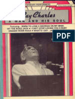 Charles,Ray - A Man and His Soul Book