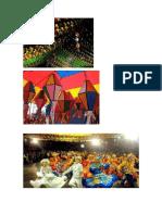Imagens das festas  Juninas no Brasil