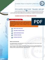 CRNM Trade Brief Volume 4
