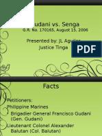 Gudani vs Senga