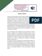 Universidad de Huelva Refineria Esmeraldas