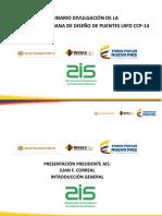 NORMA COLOMBIANA DE DISEÑO DE PUENTES LRFD CCP-14