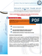 CRNM Trade Brief Volume 7