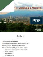 Narcotràfic i violència a Medellín