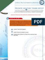 CRNM Trade Brief Volume 8