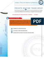 CRNM Trade Brief Volume 9