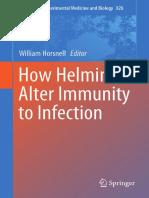 helmintos inmunidad