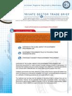 CRNM Trade Brief Volume 13