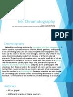 ink chromatography