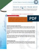 CRNM Trade Brief Volume 15