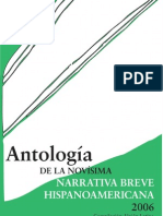 antologia narrativa hispanoamericana
