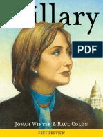 Hillary by Jonah Winter
