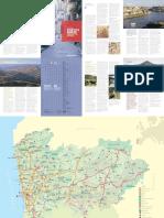Mapa Do Norte de Portugal