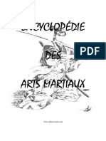 Encyclopedie Des Arts Martiaux