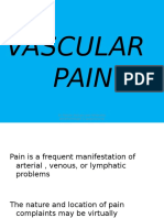 Vascular Pain