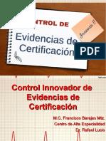 Manejo Innovador de Evidencias de Certificacion de Hospitales