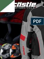 2016 Castle Motorcycle