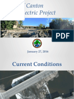 New Canton Hydroelectric Project