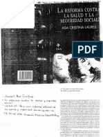 Laurell Asa Cristina VI Para Una Reforma Pp. 105 - 116