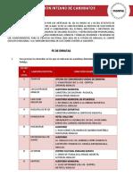 Domicilios de las Asambleas Distritales de MORENA Hidalgo
