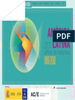 América Latina - 200 Anos de Historias