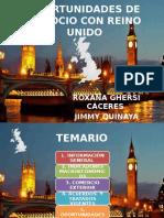Comercio Exterior Reino Unido Perú