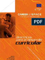 Career Space - Curriculum Guidelines